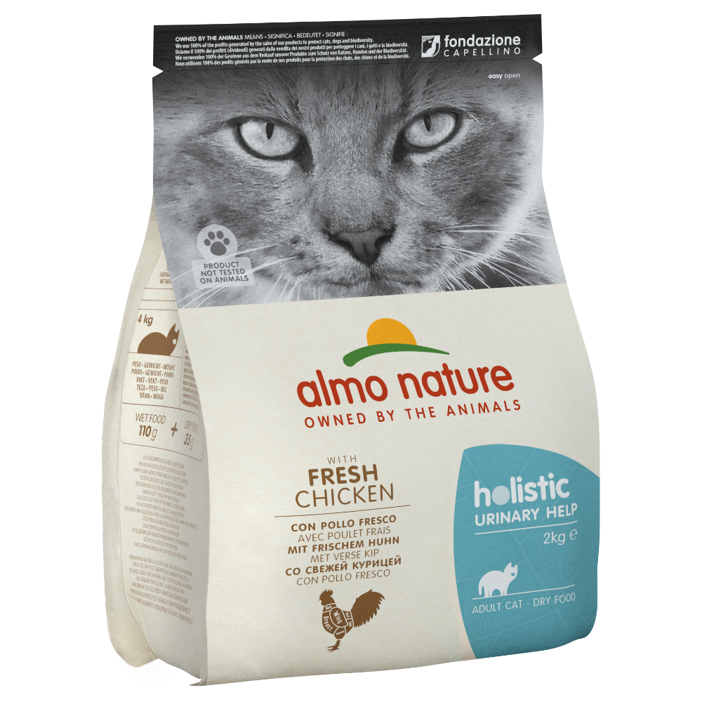 Almo Nature Holistic Urinary Help Huhn - 2 x 2 kg von Almo Nature Holistic