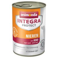 Animonda Integra Protect Niere Dose - 12 x 400 g Rind von Animonda Integra