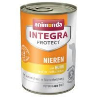 Animonda Integra Protect Niere Dose - 6 x 400 g Huhn von Animonda Integra