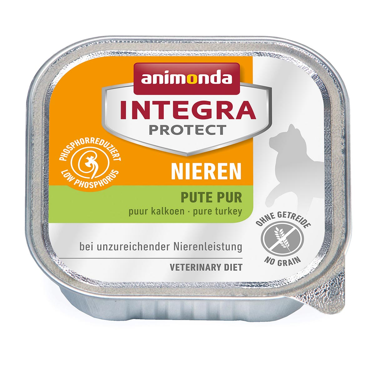 Animonda Integra Protect Nieren Pute pur 32x100g von Animonda