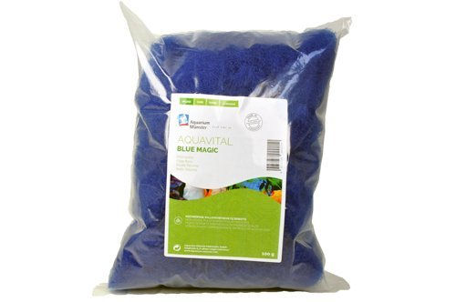 Aquarium Münster aquavital Blue Magic Filterwatte 100g von Aquarium Münster