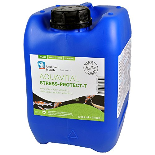 Aquarium Münster aquavital stress-protect- T, 5L von Aquarium Münster