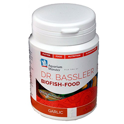 Dr. Bassleer Biofish Food Garlic L 60g von Aquarium Münster