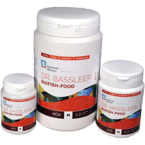 "Dr. Bassleer Biofish Food acai ""XL"" - 68 g von Aquarium Münster"