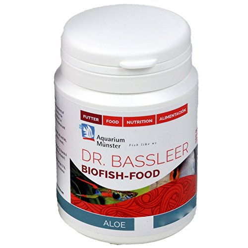 "Dr. Bassleer Biofish Food aloe ""XL"" - 68 g von Aquarium Münster"