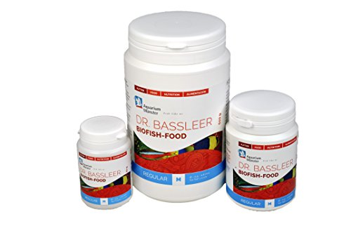 "Dr. Bassleer Biofish Food regular ""XXL"" - 680 g von Aquarium Münster"