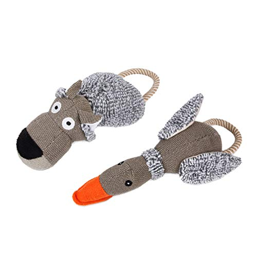 Amphia Gro/ße kleine Hunde Haustier Chews Z/ähne Z/ähne Spielzeug Hundespielzeug interaktiv f/ür Welpen