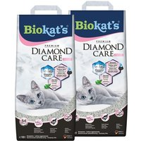 Biokat's Diamond Care fresh 2x10 Liter von BioKat's