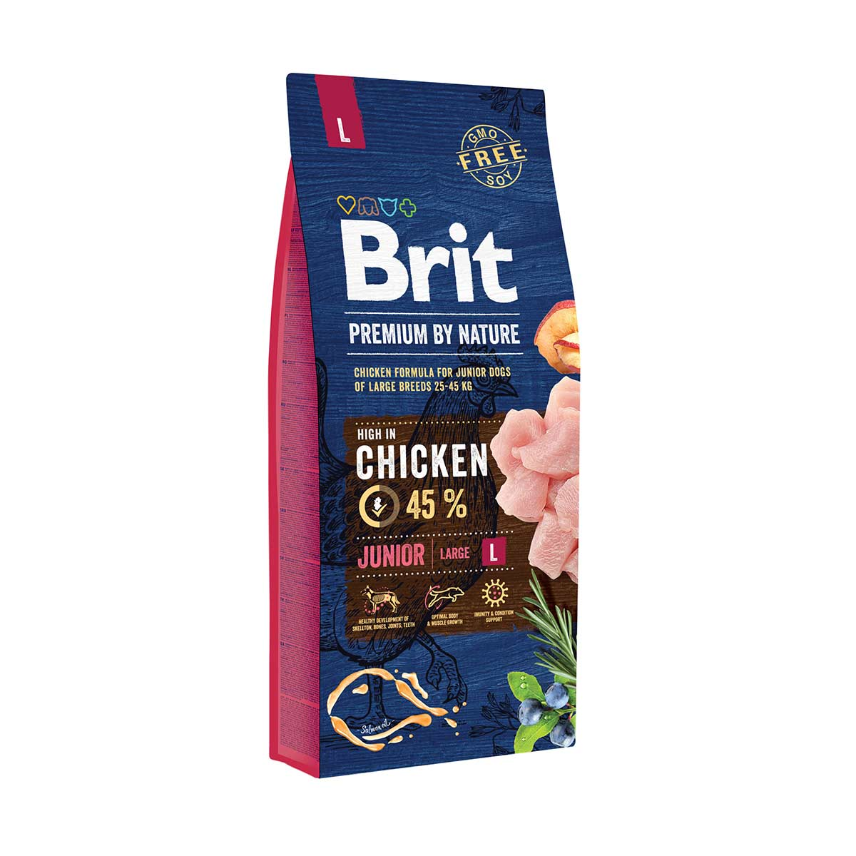 Brit Premium by Nature Junior L 2x15kg von Brit
