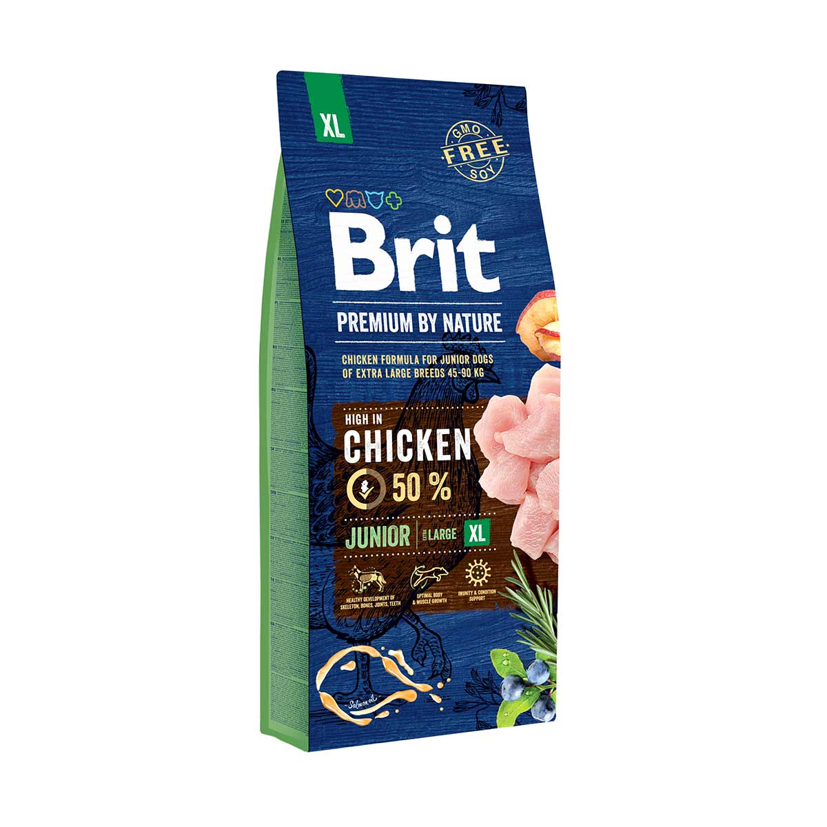 Brit Premium by Nature Junior XL 15kg von Brit
