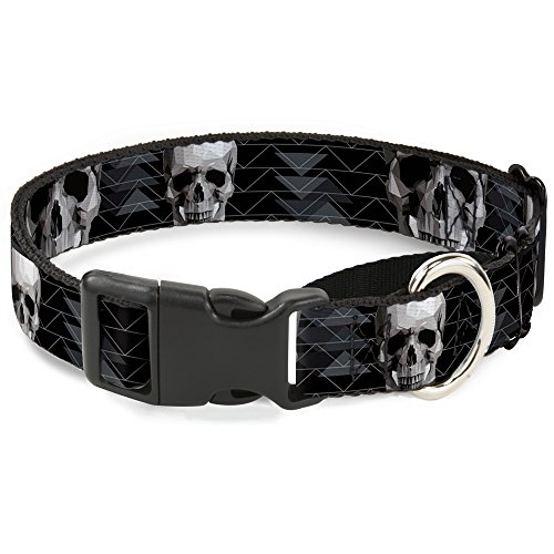"Buckle-Down MGC-W30795-L Hundehalsband Martingale, 1.5"" Wide - Fits 18-32"" Neck - Large, Mehrfarbig von Buckle-Down"