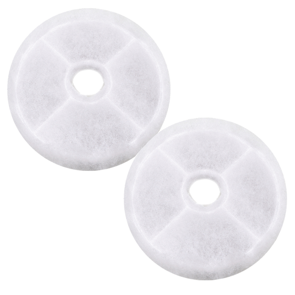 Catit 2.0 Flower Fountain - 2er Set Catit 2.0 TRIPLE ACTION Filter von Catit