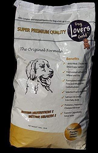 Hundefutter Von Dog Lovers Gold Online Kaufen Bei Futter Und Tierbedarf De