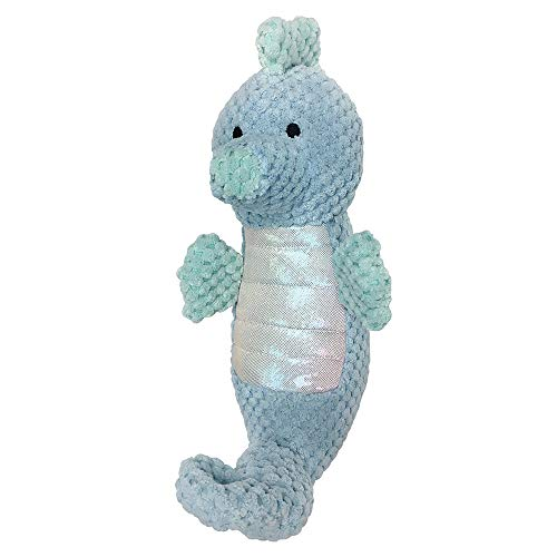 FouFou Dog 87005 Under The Sea Knotted Toy Large - Seahorse Hundespielzeug von FouFou Dog