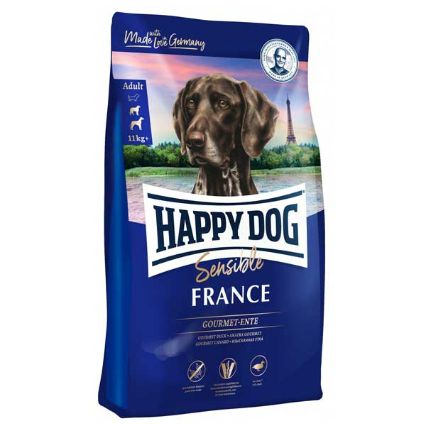 12,5 kg | Supreme Sensible France | Happy Dog von Happy Dog