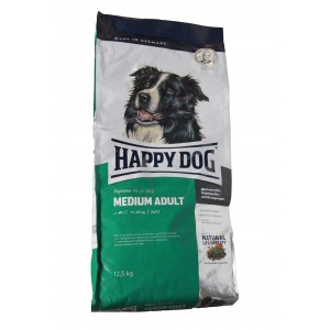 Happy Dog Supreme Medium Adult Hundefutter SONDERAKTION 12.5 kg von Happy Dog
