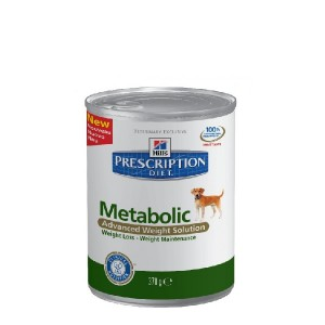 Hill's Prescription Diet Metabolic Dosen Hundefutter Pro 12 Stück von Hill's Prescription Diet