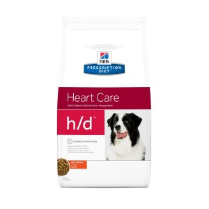 Hill's Prescription Diet H/D Hundefutter 5 kg von Hill's Prescription Diet