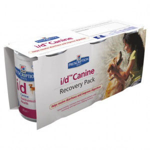 Hill's Prescription Diet I/D Recovery Pack Hund (3 x 360 g) 2 Stück von Hill's Prescription Diet