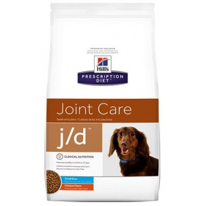 Hill's Prescription Diet J/D Mini Hundefutter 3 x 5 kg von Hill's Prescription Diet