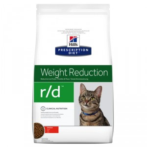 Hill's Prescription Diet R/D Katzenfutter 5 kg von Hill's Prescription Diet