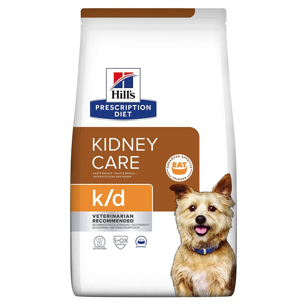 Hill's Prescription Diet k/d Kidney Care Hundefutter Original - 12 kg von Hill's Prescription Diet