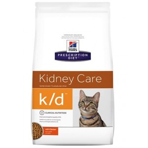 Hills Prescription Diet K/D Katzenfutter 2 x 5 kg von Hill's Prescription Diet
