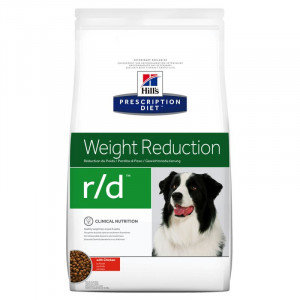 Hills Prescription Diet R/D Hundefutter 4 kg von Hill's Prescription Diet