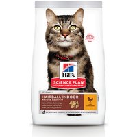 Hill's Science Plan Mature Adult Hairball & Indoor Huhn - 2 x 1,5 kg von Hill's Science Plan