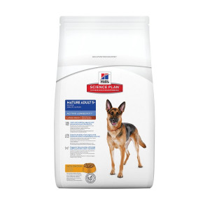 Hill's Mature Adult 5+ Active Longevity Large Breed Huhn Hundefutter 2 x 12 kg von Hill's