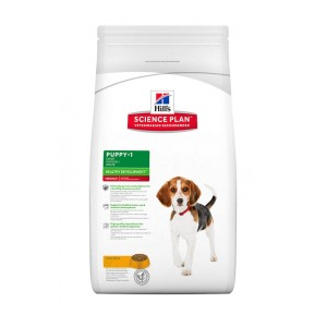 Hill's Puppy Healthy Development Medium Huhn Hundefutter 2 x 12 kg von Hill's Prescription Diet