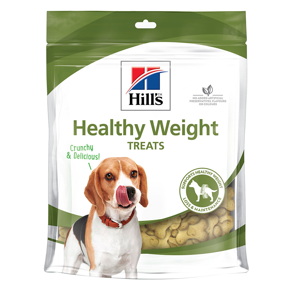 Hill's Healthy Weight Hundesnacks - 6 x 220 g von Hills