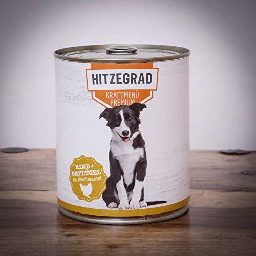 Hundefutter Von Hitzegrad Online Kaufen Bei Futter Und Tierbedarf De