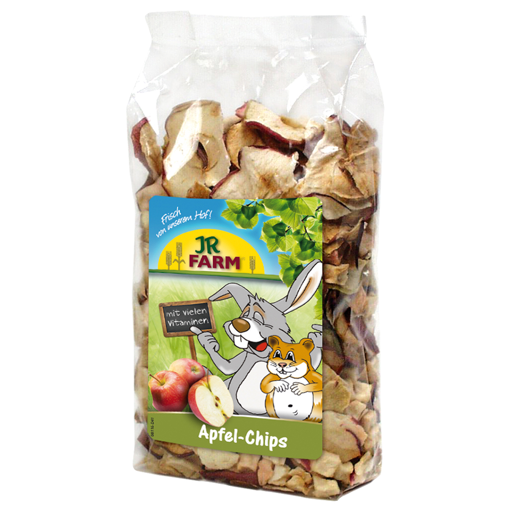 JR Farm Apfel-Chips - 2 x 250 g von JR Farm