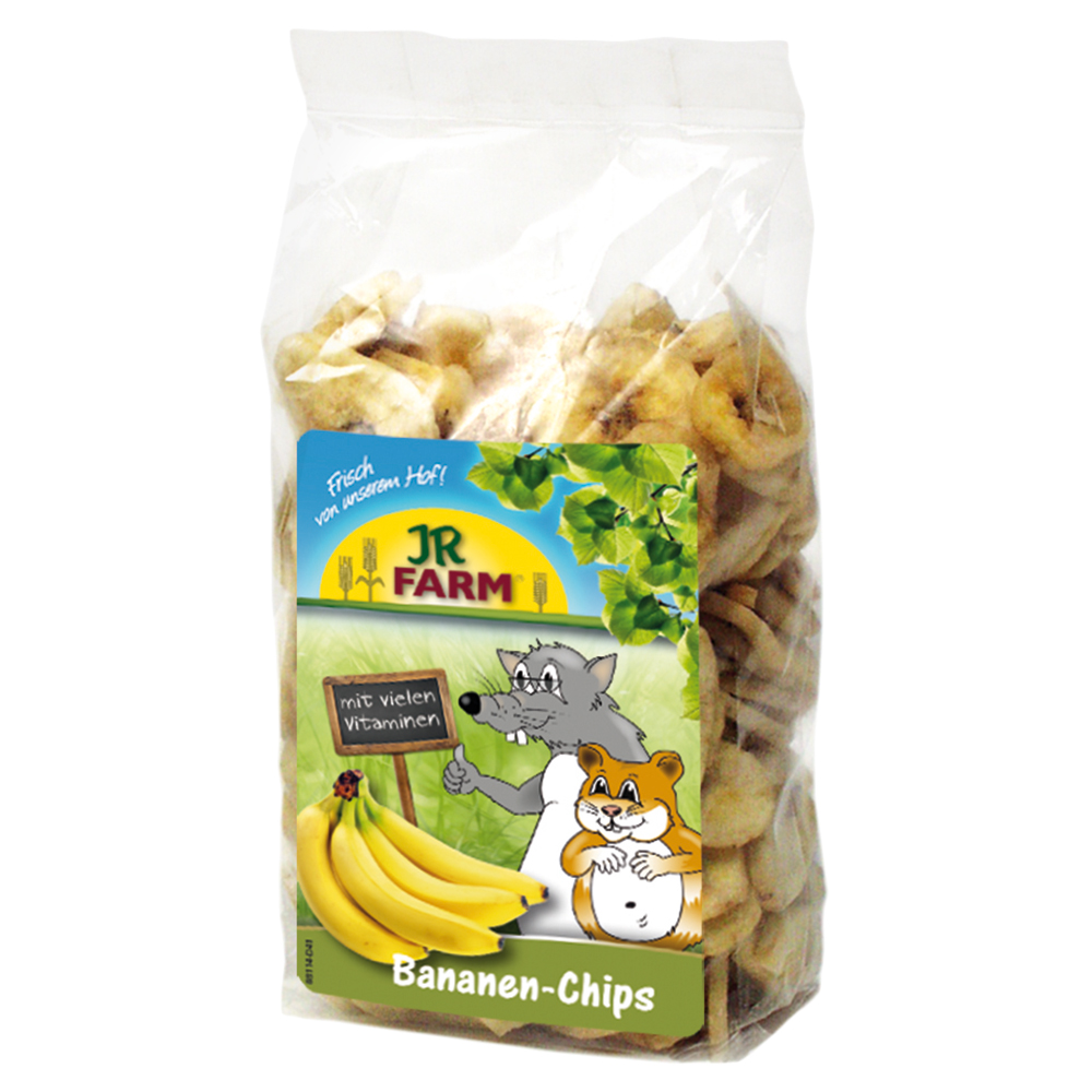 JR Farm Bananen-Chips - 2 x 150 g von JR Farm