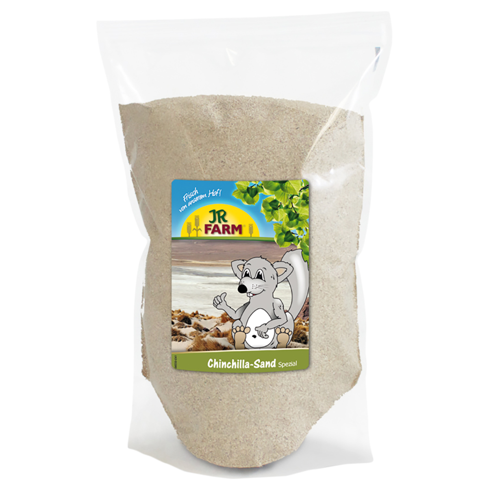 JR Farm Chinchilla-Sand Spezial - 4 kg von JR Farm