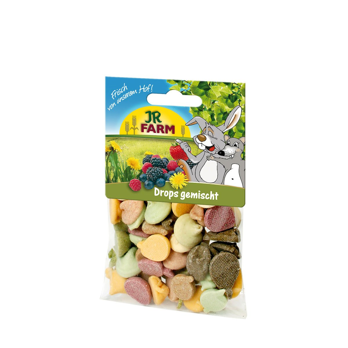 JR Farm Gemischte Drops Nagersnack 75g von JR Farm