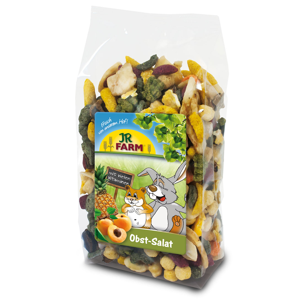 JR Farm Obst-Salat - 2 x 500 g von JR Farm