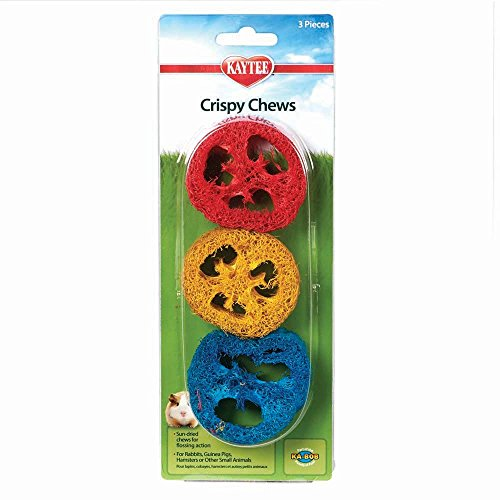 Kaytee Crispy Loofah Chews for Small Animals 3 Pack von Kaytee