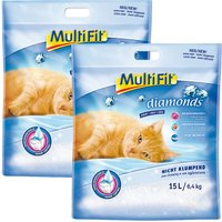 MultiFit diamonds 2x15 Liter von MultiFit