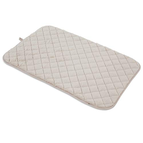 Pet Mate SNOOZZY Cream 35X21.5 Quilted MAT von Pet Mate