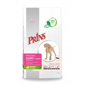 Prins ProCare Grainfree Puppy & Junior Daily Care Hundefutter 4 x 7,5 kg von Prins