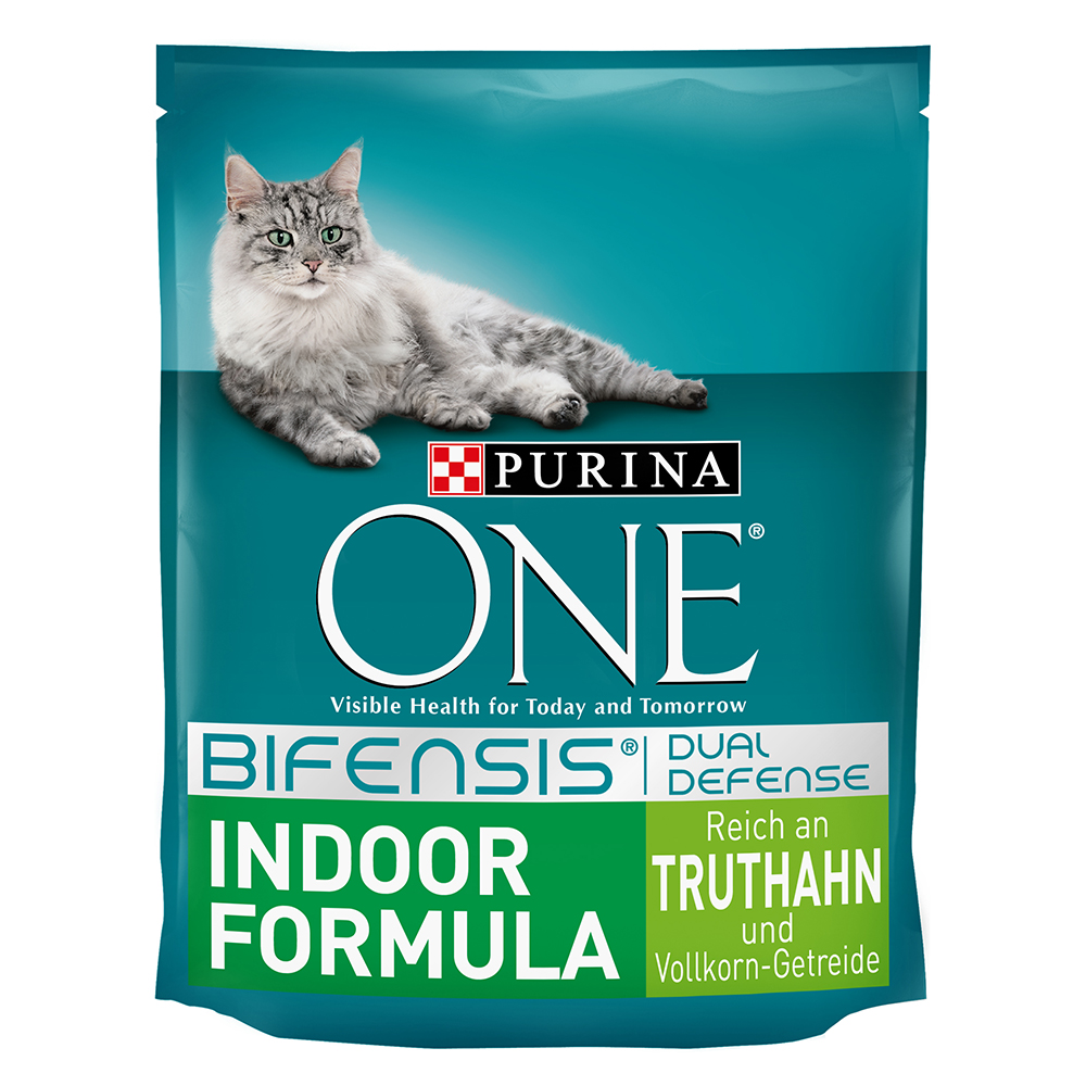 Purina ONE Indoor Formula - 2 x 9,75 kg von Purina One