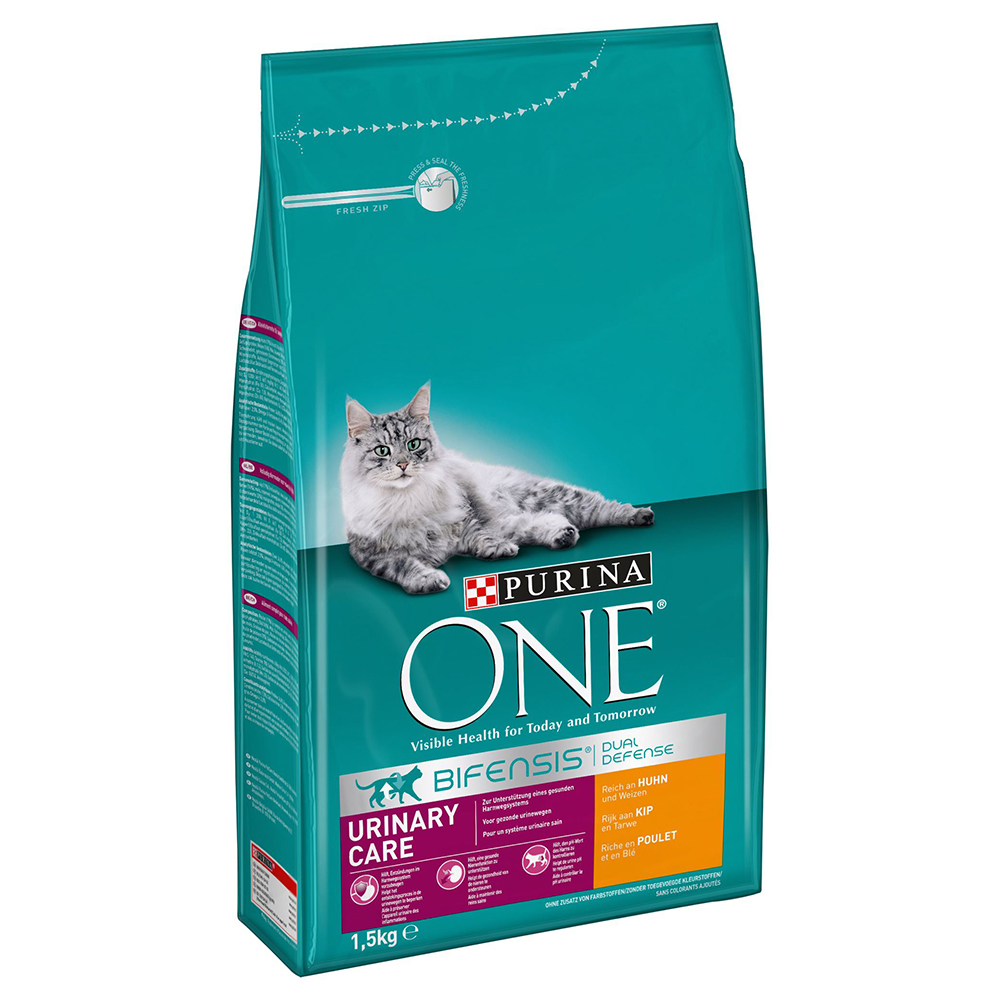 Purina ONE Urinary Care - Sparpaket: 6 x 1,5 kg von Purina One