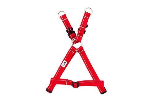 "RC Pet Products 1"" Primary Collection Step in Dog Harness, X-Large, Red von RC Pet Products"