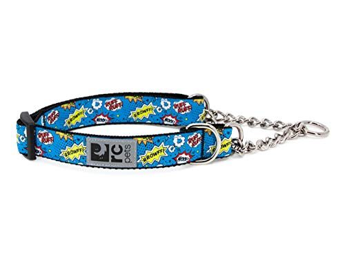 RC Pet Products 3/10,2 cm Training Martingale Hundehalsband, klein, Comic Sounds von RC Pet Products