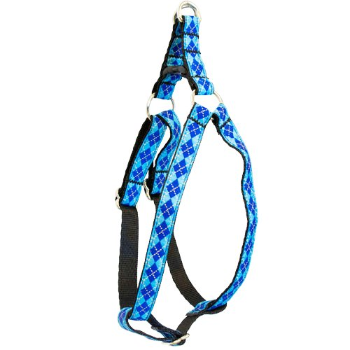 RC Pet Products 3/4-Inch Step In Dog Harness, Small, Preppy von RC Pet Products