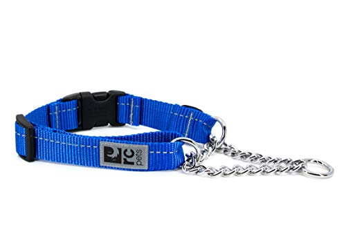 "RC Pet Products 3/4"" Primary Collection Martingale Dog Training Clip Collar, Royal Blue, Small von RC Pet Products"