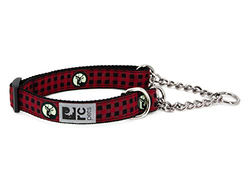 RC Pet Products Training Martingale Hundehalsband, Urban Waldarbeiter von RC Pet Products