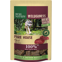 REAL NATURE WILDERNESS Meat Snack Soft 150g Pferd von REAL NATURE